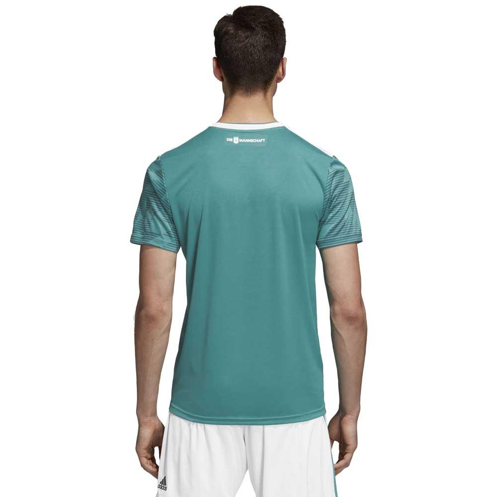 c96e34c9c adidas Germany Away Jersey S S - Green buy and offers on Goalinn