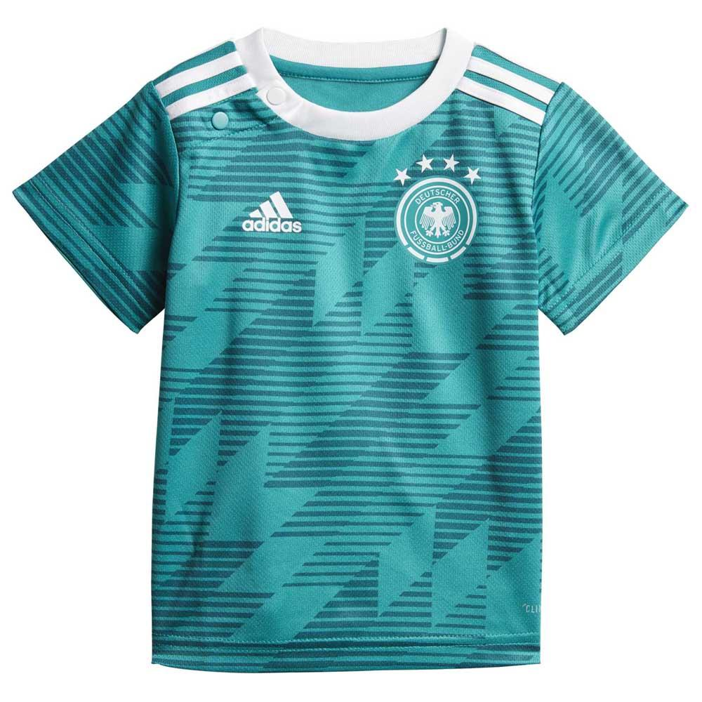 adidas real madrid away jersey t-shirt manches courtes mixte enfant