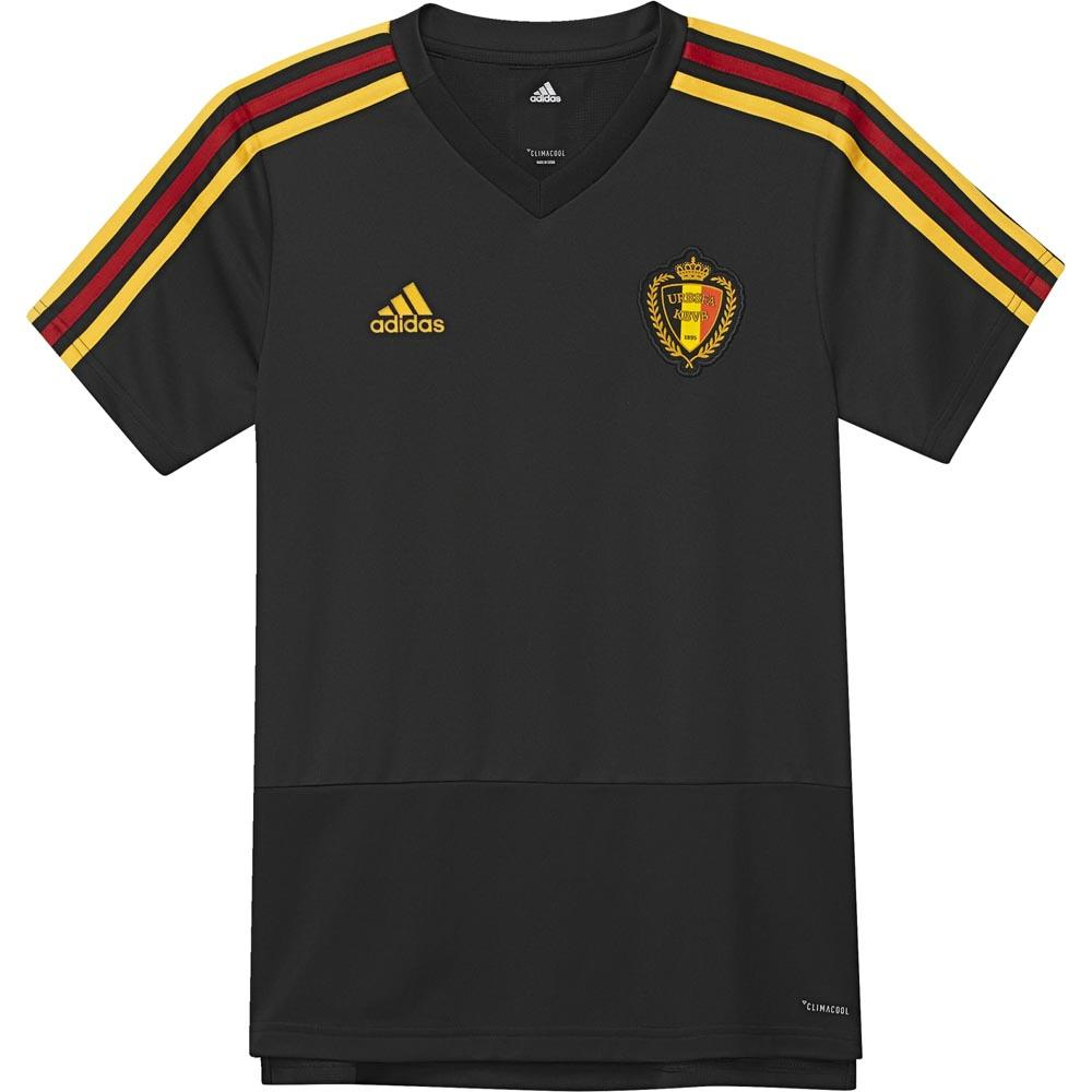 cdc1778cf adidas Belgium Training Jersey Junior S S