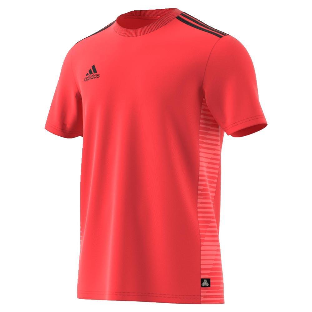 adidas Tango Climalite Short Sleeve T-Shirt Red, Goalinn