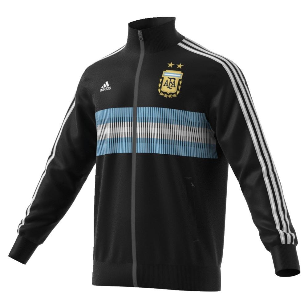 Dinkarville Accor horario  adidas Argentina 3 Stripes Track 2018 Black, Goalinn