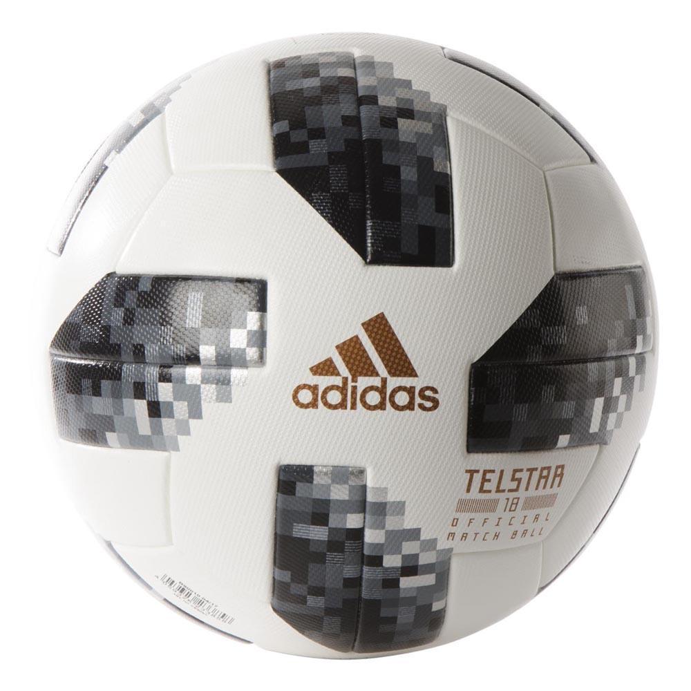 01af5c1ce5 adidas World Cup OMB Telstar Branco comprar e ofertas na Goalinn Bolas