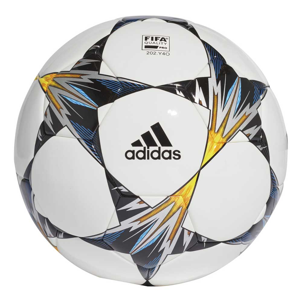 Perseo bruscamente Simplemente desbordando  adidas Finale Kiev Competition White buy and offers on Goalinn