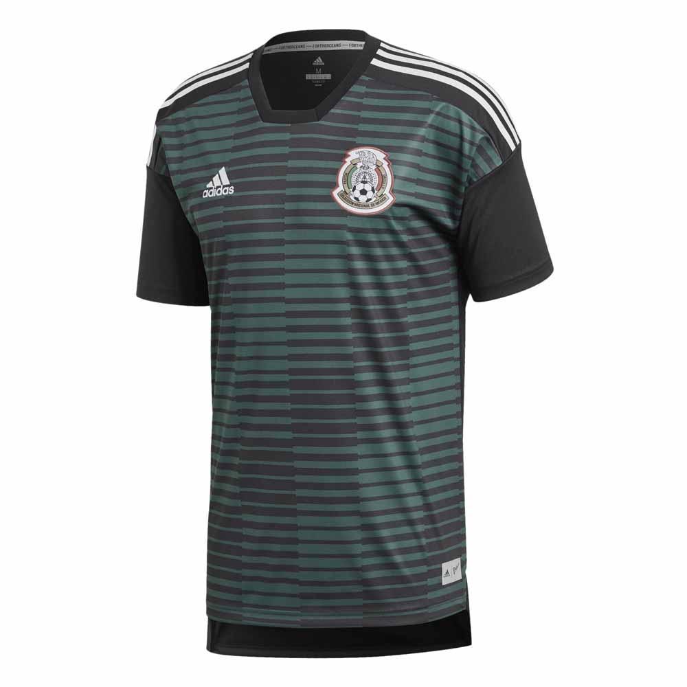 Football Adidas Mexico Pre Match Jersey S/s