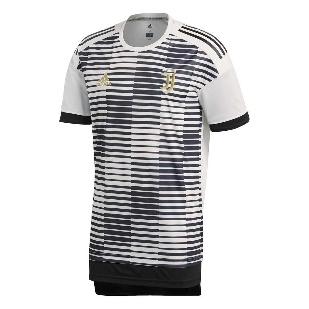 adidas. Juventus Warm Up 17 18 White buy and offers on Goalinn 89b51c227