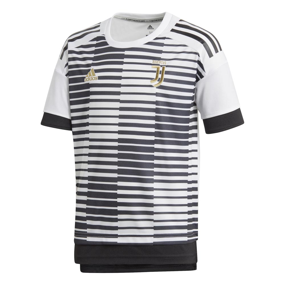 new products 0eb43 d4f3a adidas Juventus Pre Match Jersey Junior S/S, Goalinn