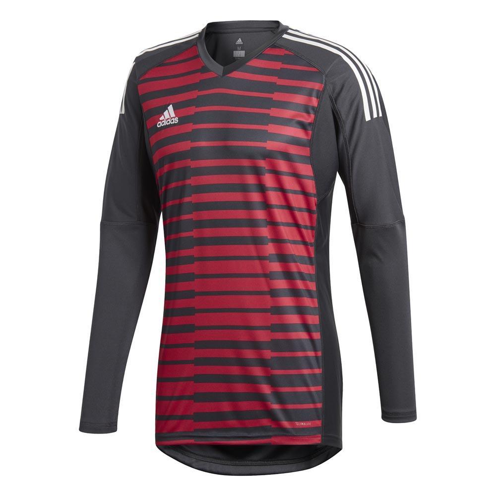 Adidas Mens Adipro 18 Goalkeeper Jersey Long Sleeve Top Climalite New