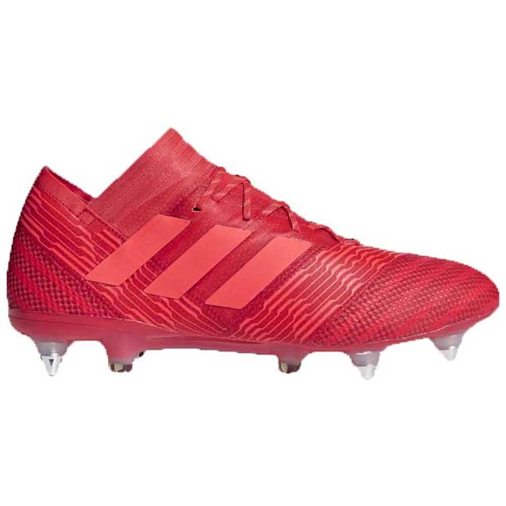 f9a58addf888 adidas Nemeziz 17.1 SG Red buy and offers on Goalinn