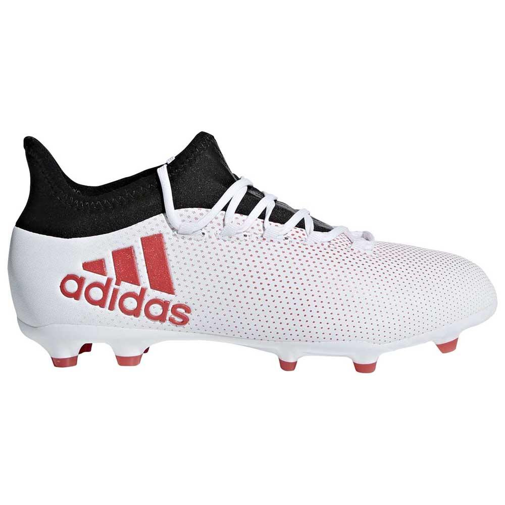 7efd435196f796 ... new specials adidas X 17.1 FG White buy and offers on Goalinn 2a071  df259 ...