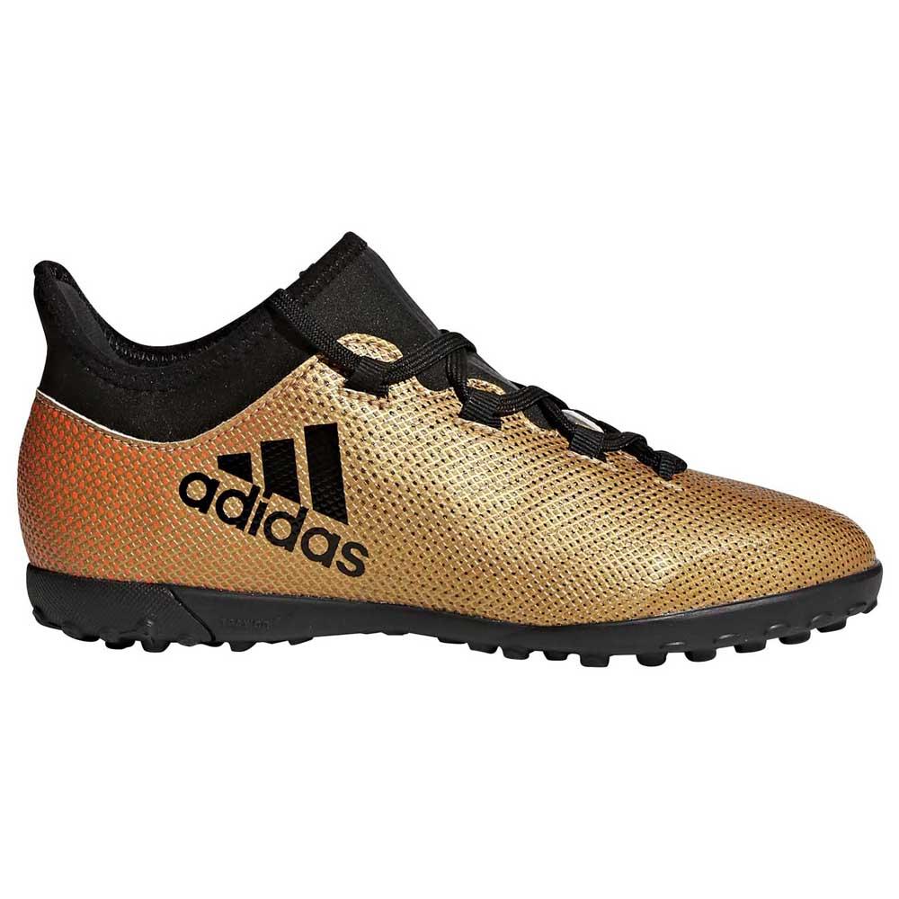 reputable site bc5cd b83b1 adidas X Tango 17.3 TF Black buy and offers on Goalinn
