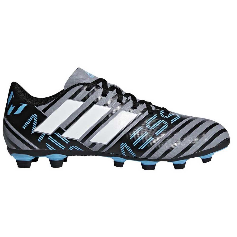 627cc0e4f5c5 adidas Nemeziz Messi 17.4 FXG Grey / Ftwr White / Core Black, Goalinn