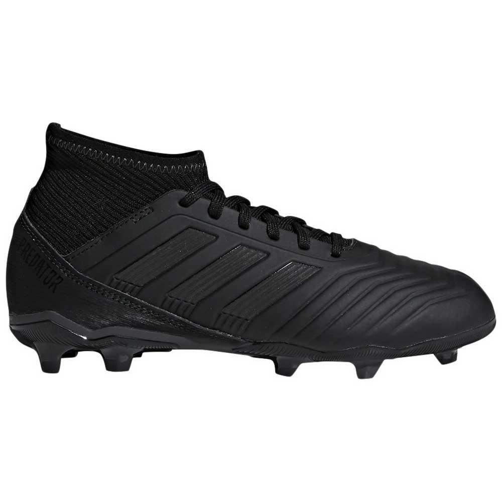 e41a71b13a adidas Predator 18.3 FG Black buy and offers on Goalinn
