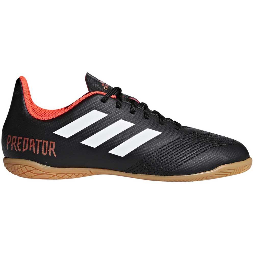 fb0cda2b665f3 adidas Predator Tango 18.4 IN Black buy and offers on Goalinn