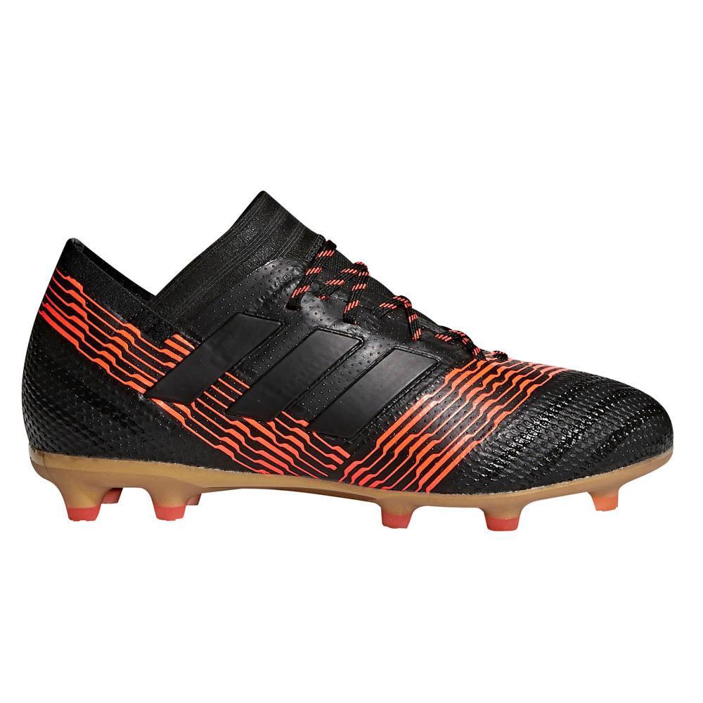 best cheap ac210 73ca4 adidas Nemeziz 17.1 FG Black buy and offers on Goalinn