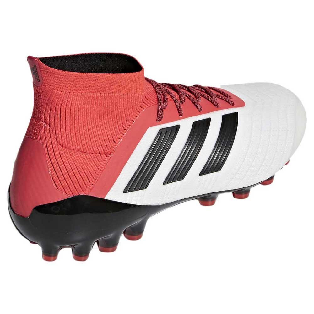 adidas Predator 18.1 AG White buy and offers on Goalinn