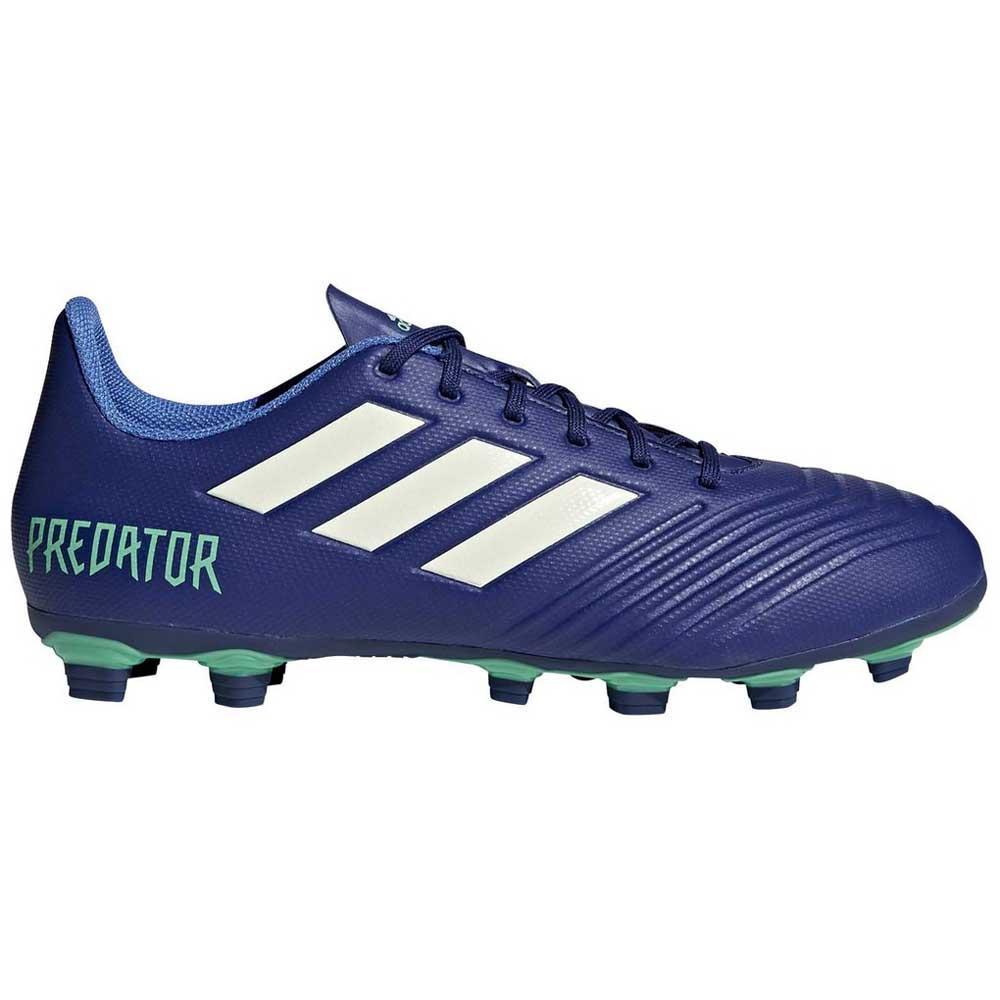 a2129591a1e adidas Predator 18.4 FXG Blue buy and offers on Goalinn