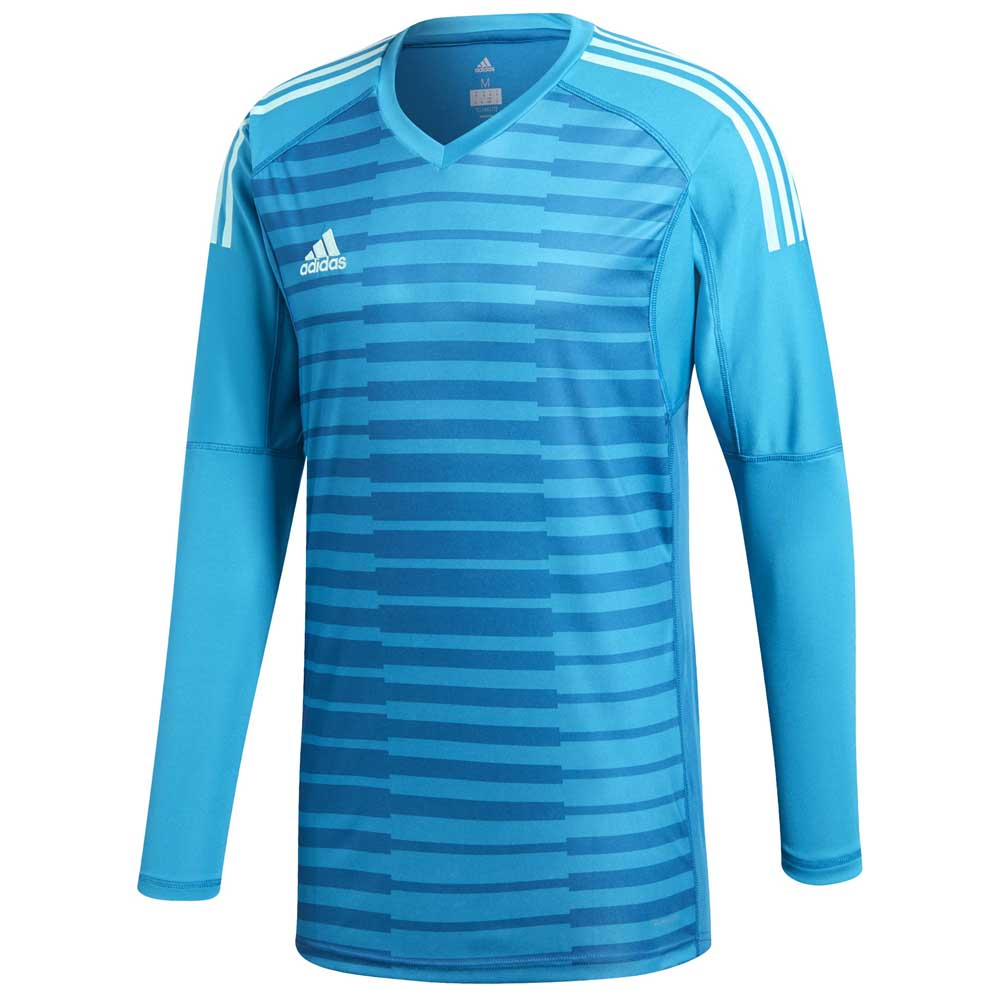 9febc2b2d adidas Adipro 18 L S Blue buy and offers on Goalinn
