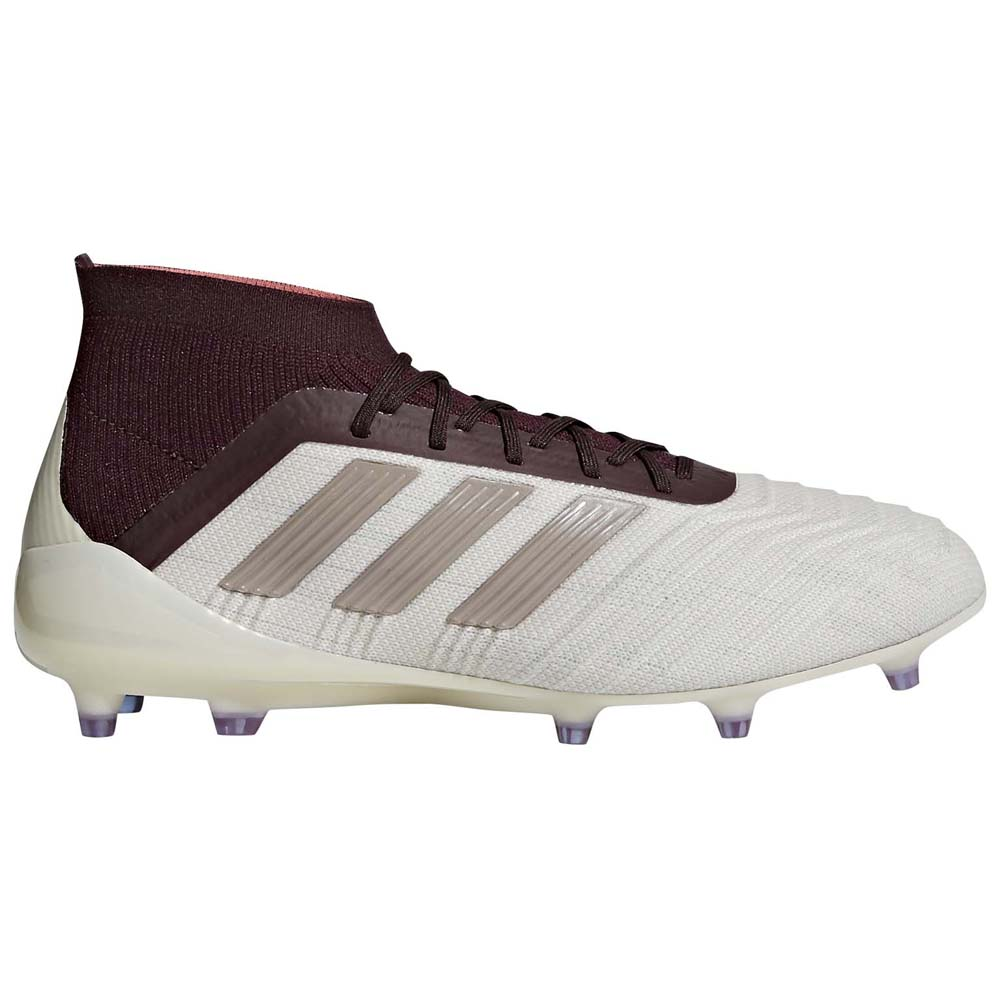 adidas Predator 18.1 FG Woman White buy and offers on Goalinn 7f4ce83b76a