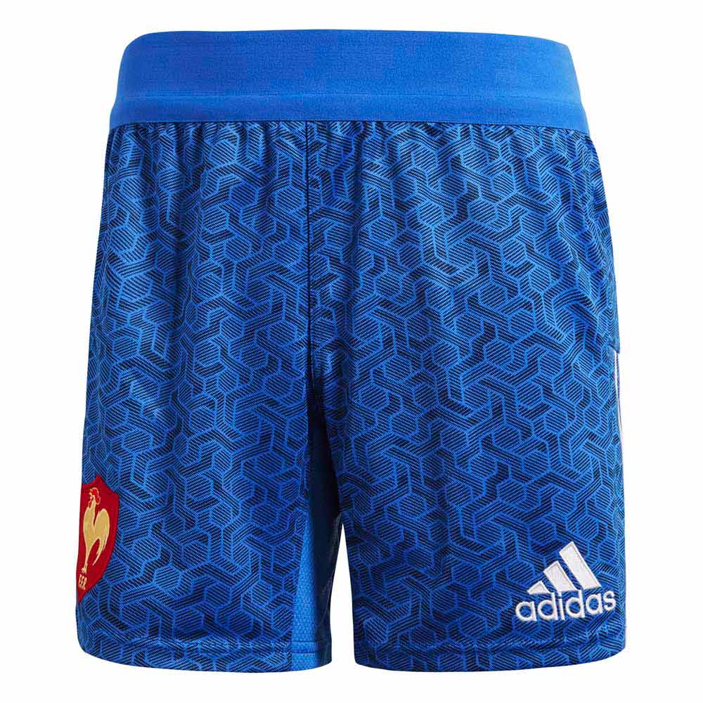 adidas France Home Shorts Blue buy and offers on Goalinn