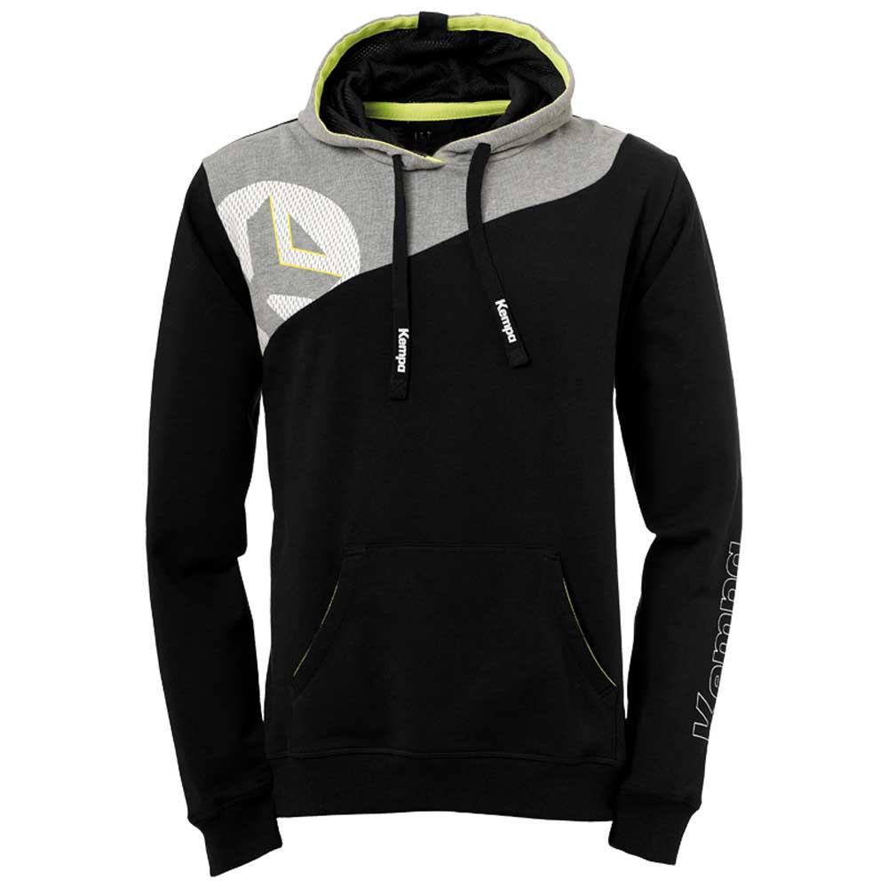 8169d2272 Kempa Core 2.0 Hoodie Black buy and offers on Goalinn