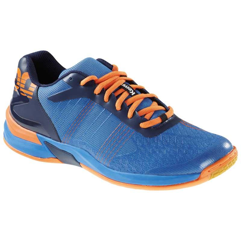Viele Arten Outlet Online-Shop ATTACK CONTENDER CAUTION - Handballschuh - energy blue/navy/fluo orange Auslass 2018 Neu Verkauf Footlocker YfsSx