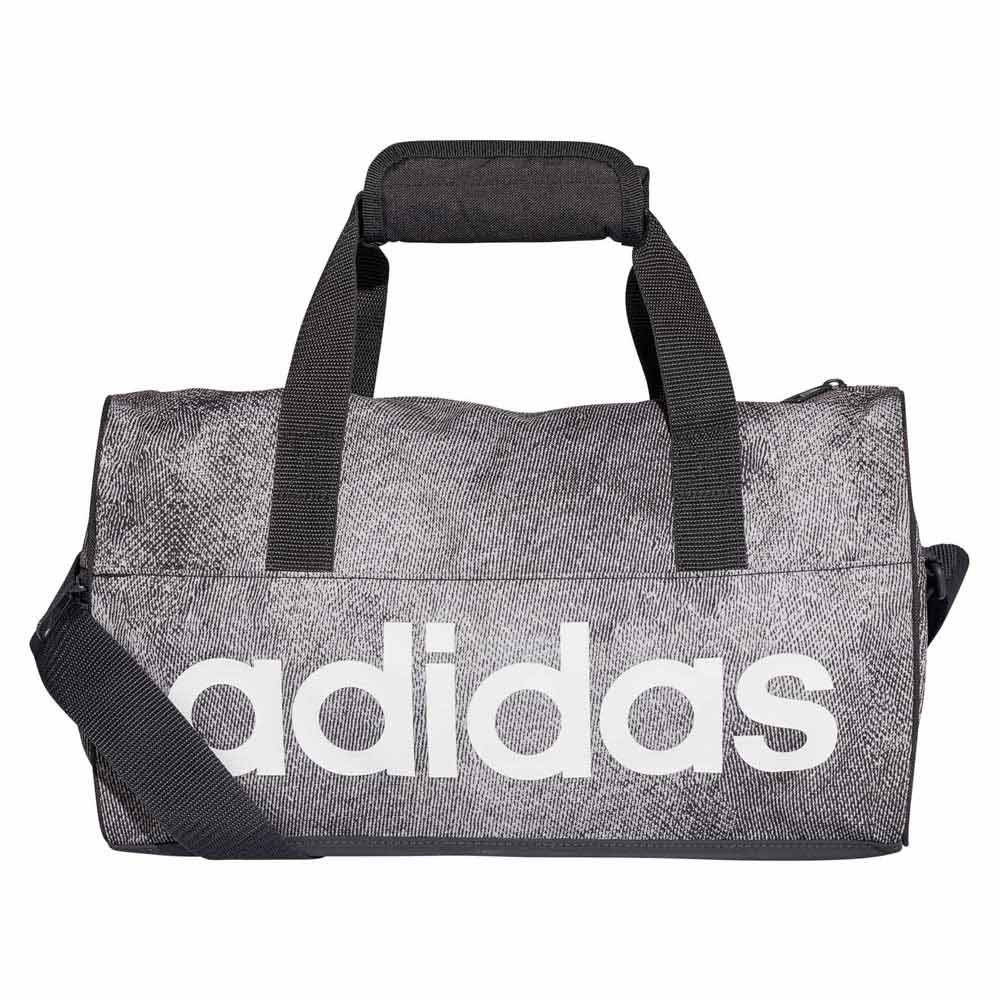 69774b44a5a2 adidas Linear Performance Duffel XS White