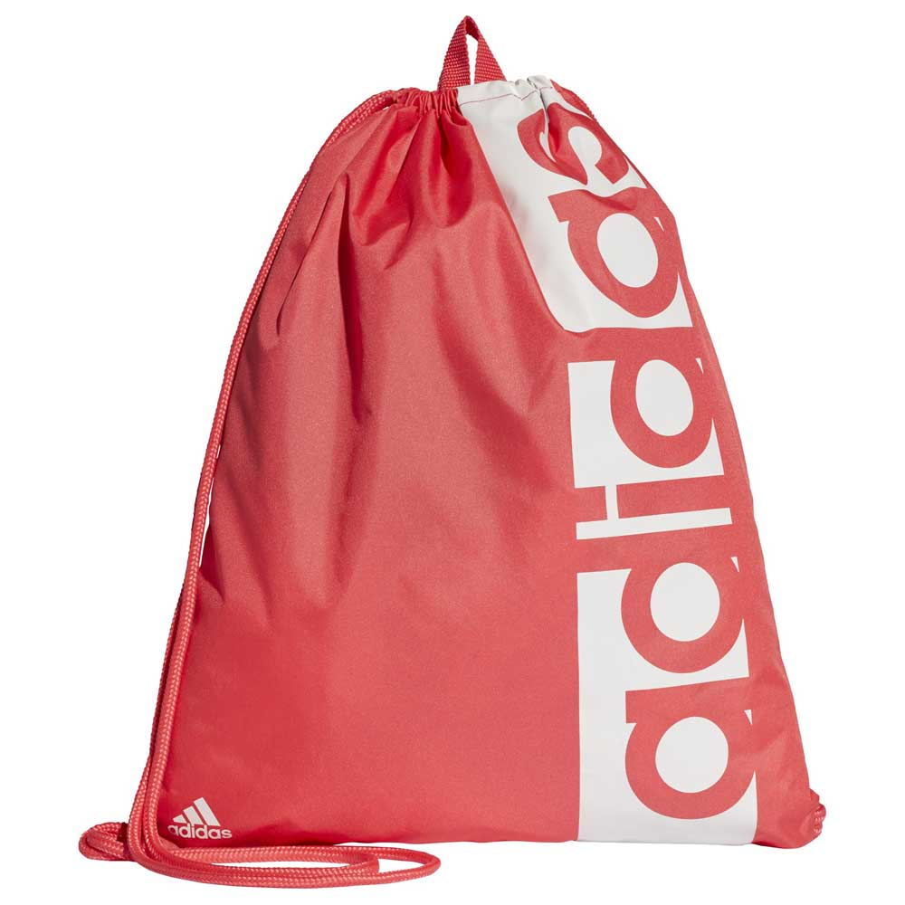 1234461a9f91 adidas Linear Performance Gymbag Pink buy and offers on Goalinn