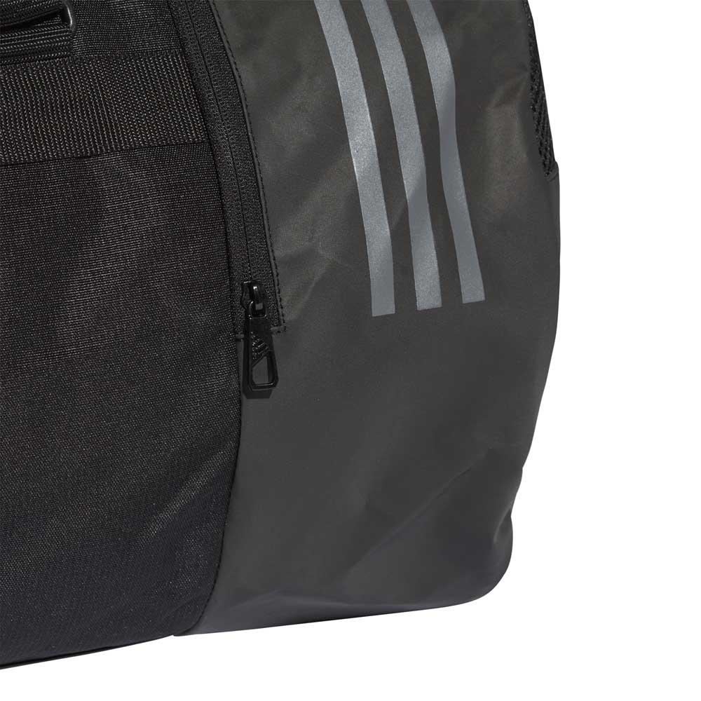 cd36755c208de adidas Convertible 3 Stripes Duffel L Black