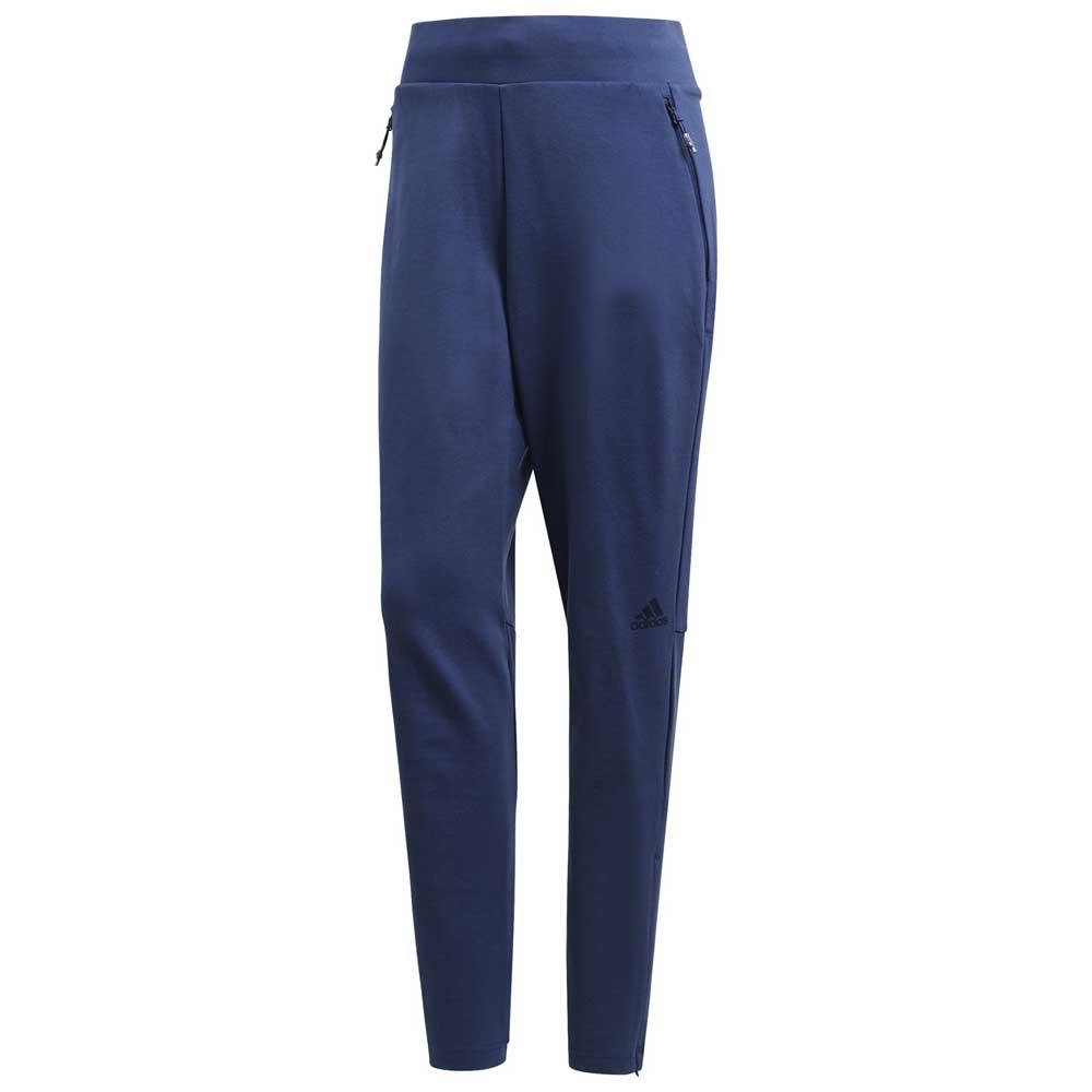 6819c1cb7af9 adidas ZNE Strike Pants Blue buy and offers on Goalinn