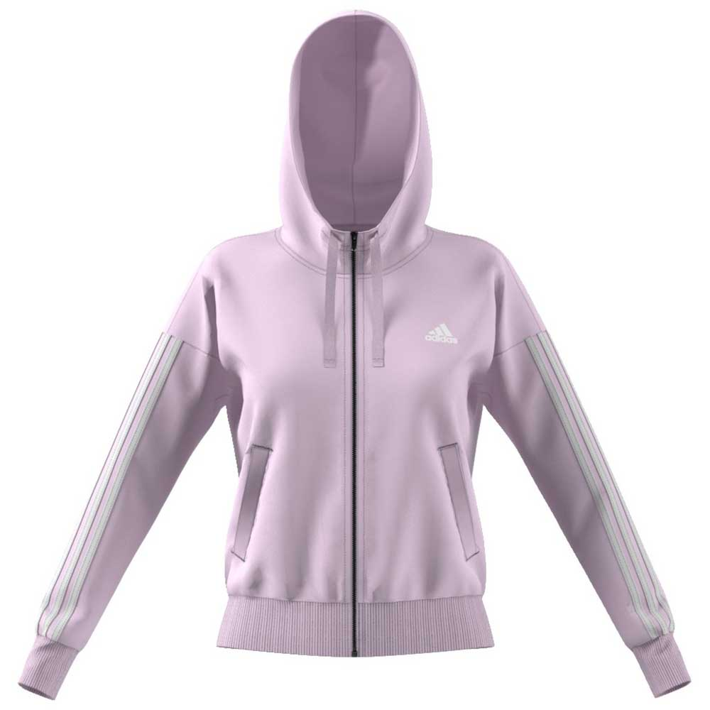 adidas originals 3-stripes full zip hoodie traduction