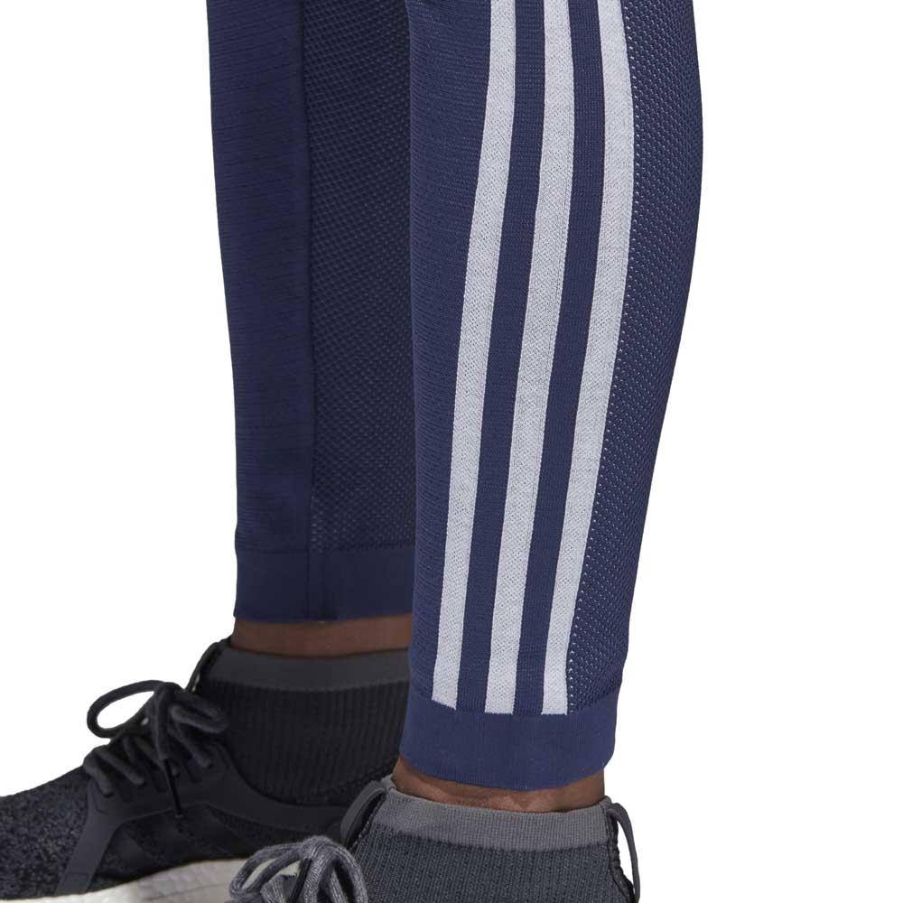 adidas ID Knit Striker Pants Blau, Goalinn