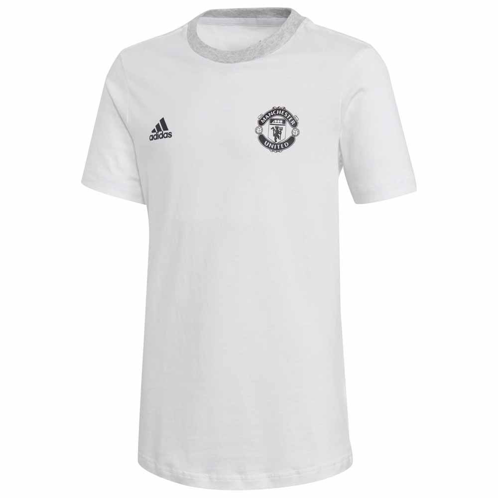Clubs Adidas Manchester United Fc Tee S/s Junior