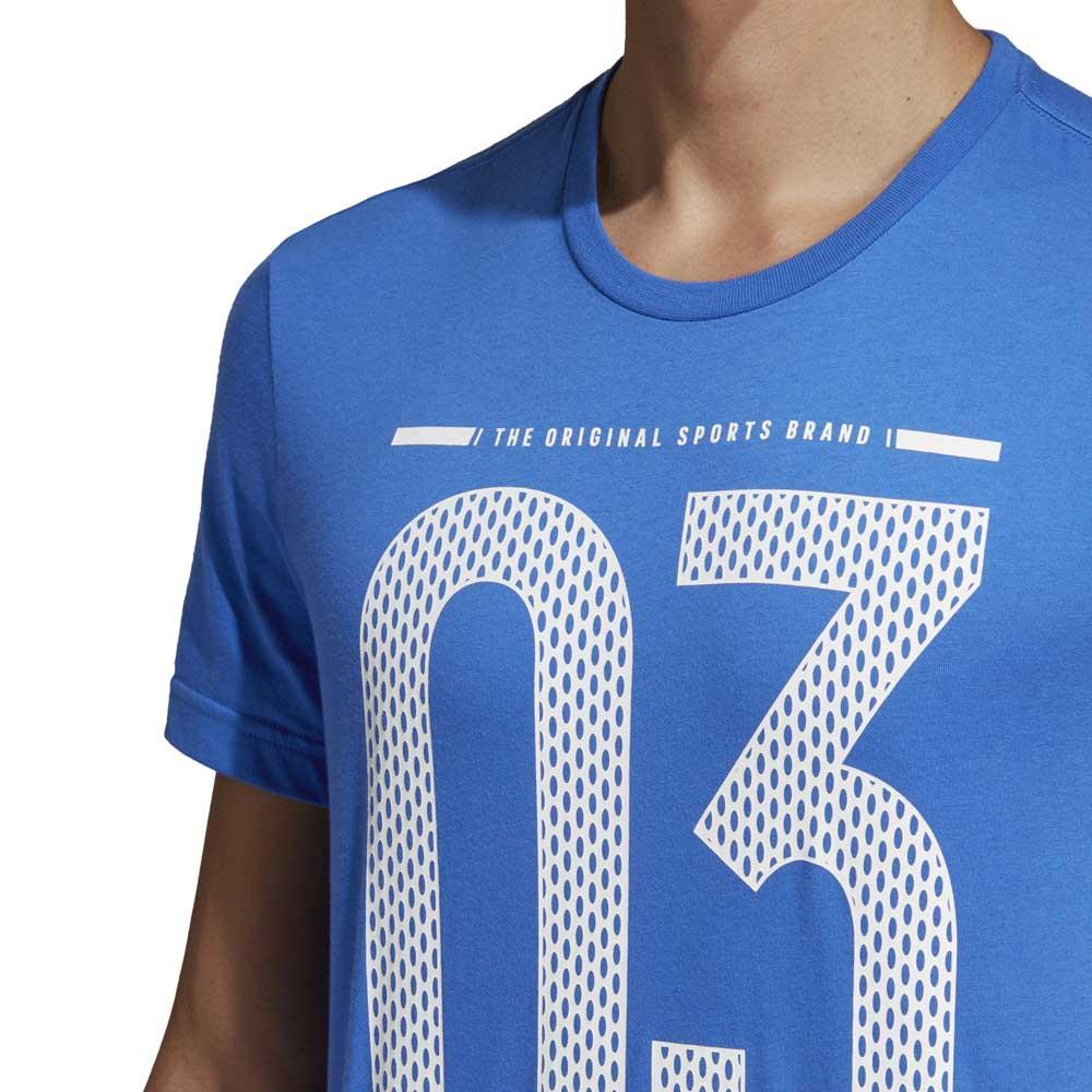 adidas Number 03 SS Azul comprar y ofertas en Goalinn