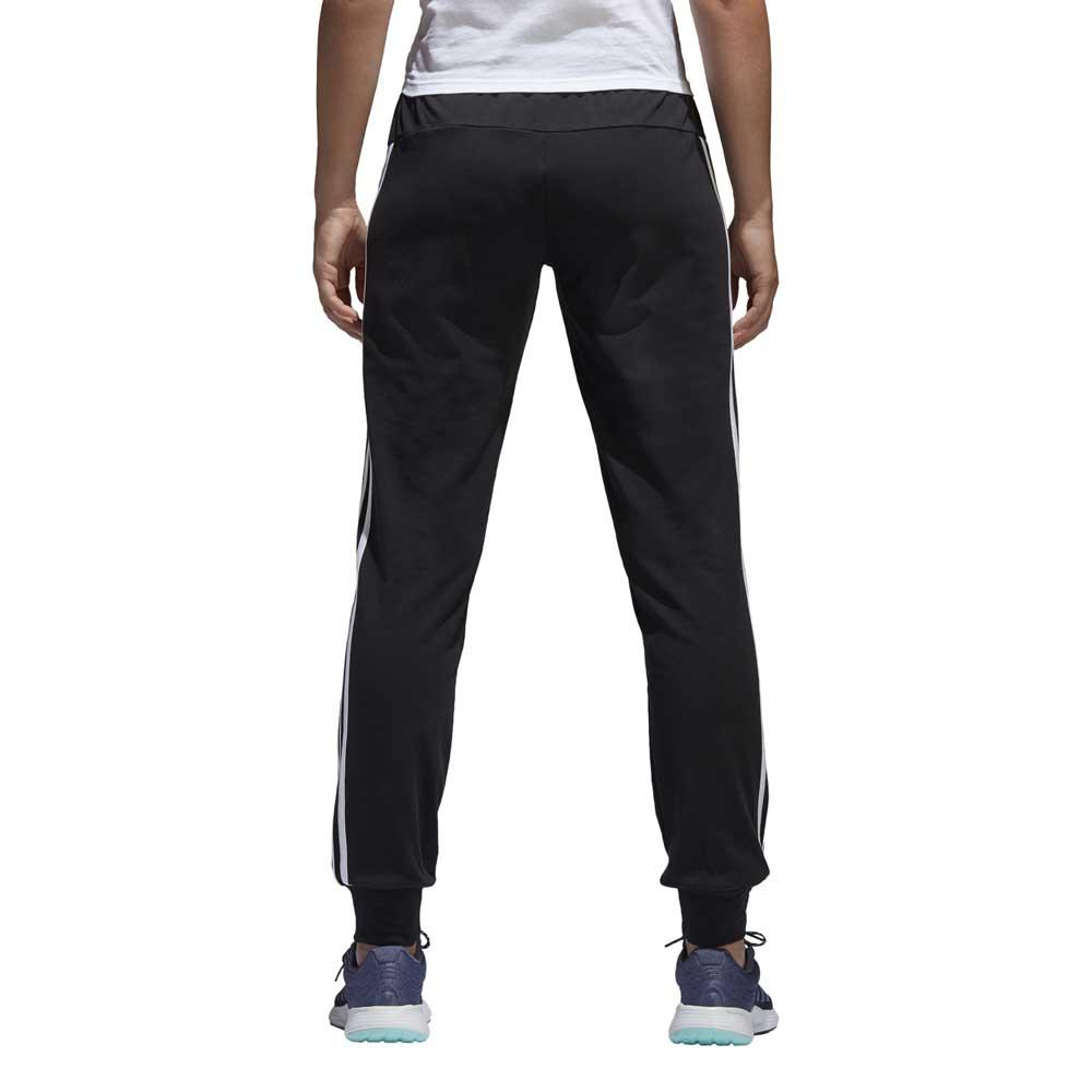 adidas essentials 3s single jersey pant