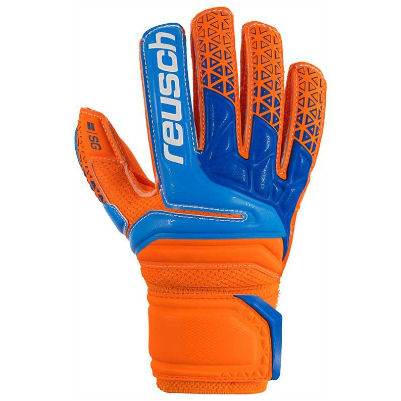 Reusch Prisma SG Finger Support Junior Naranja ff72c512706ec