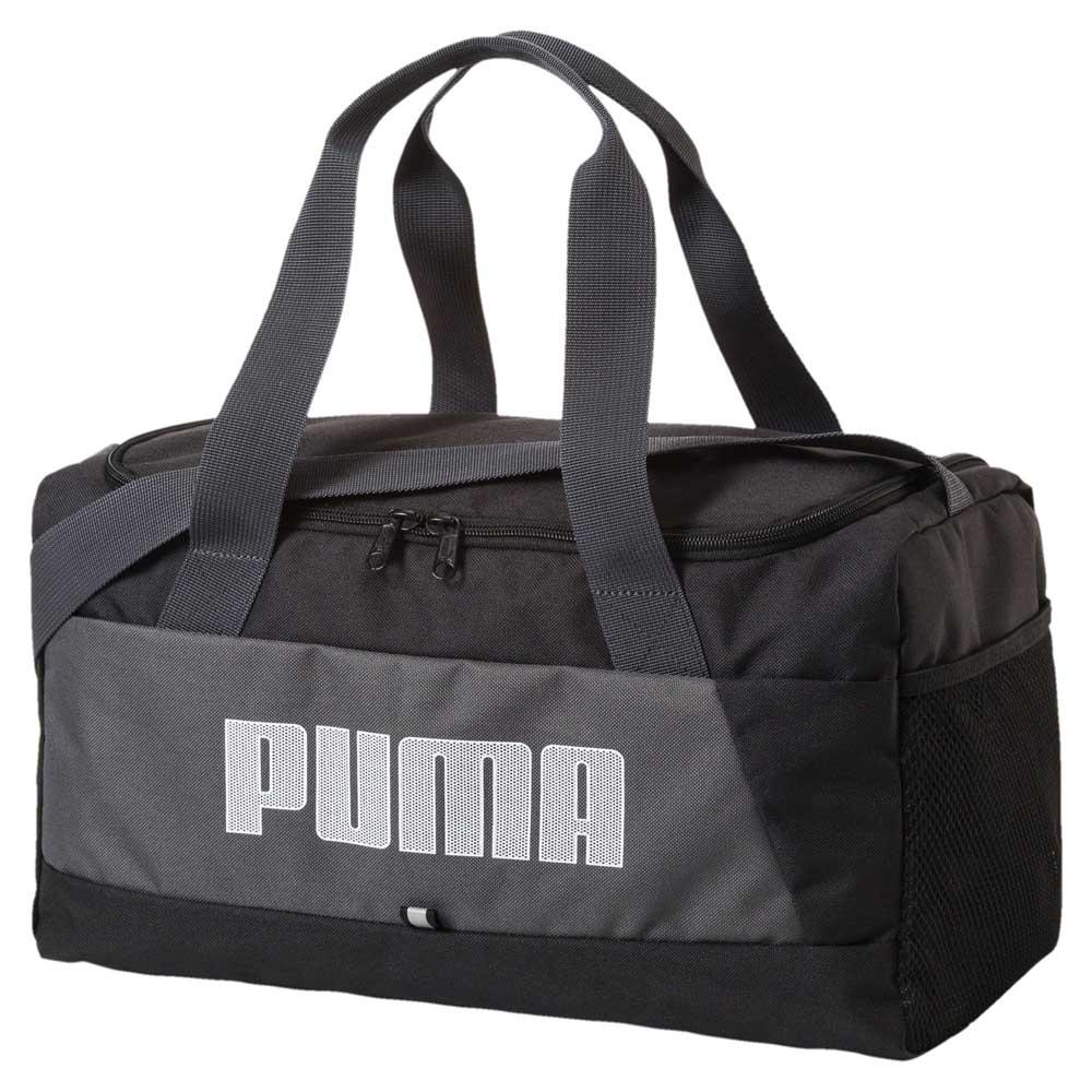 2d2a2caede2 Puma Fundamentals Sportsbag II XS Black, Goalinn