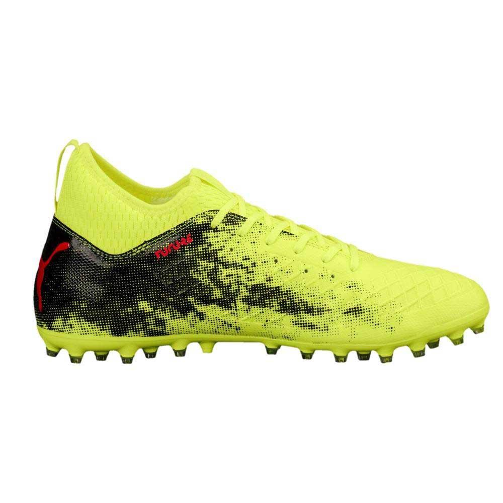 f824725a6af Puma Future 18.3 MG Yellow buy and offers on Goalinn