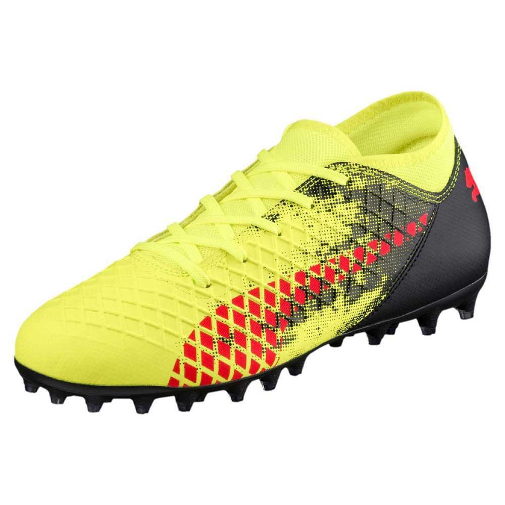 1d947ba900f07 Puma Future 18.4 MG Yellow buy and offers on Goalinn