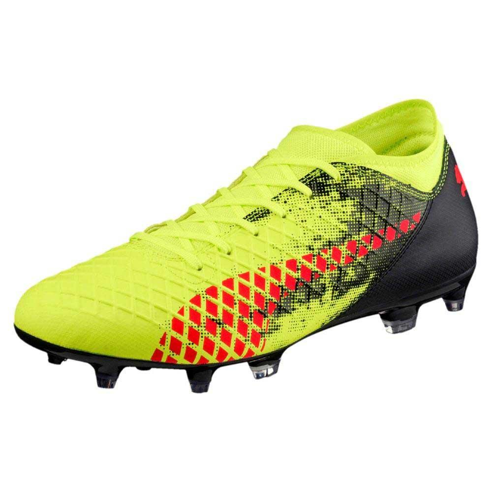 97ce5d92a Puma Future 18.4 Hy FG Green buy and offers on Goalinn