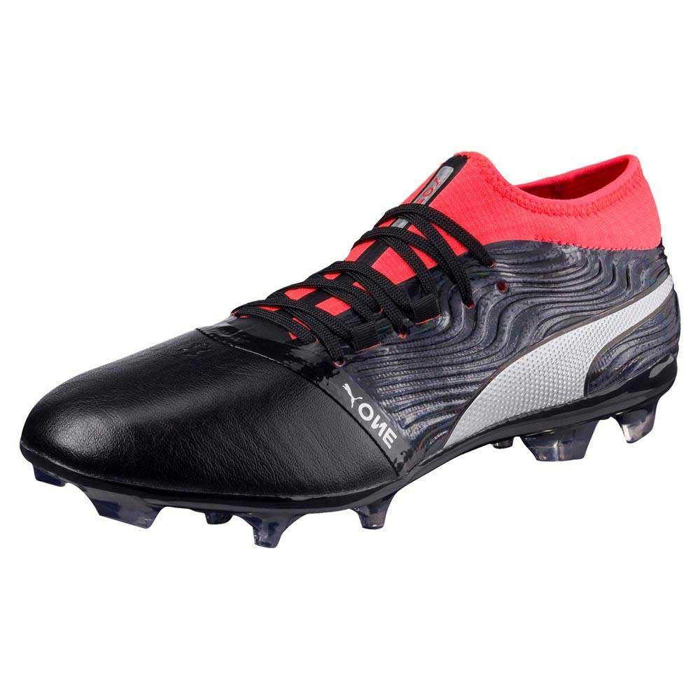 54e144844 Puma One 18.2 AG Red buy and offers on Goalinn
