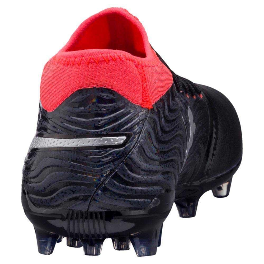 Puma One 18.2 AG Black buy and offers on Goalinn 043505d36