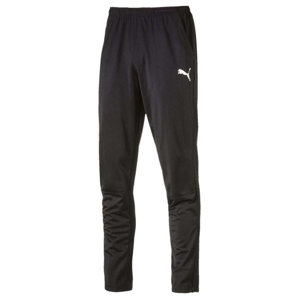 a8d4782d2f13 Puma Liga Training Pants Black buy and offers on Goalinn