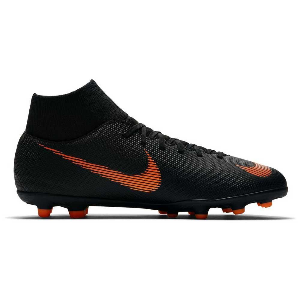 Nike Mercurial Superfly VI Club MG Черный, Goalinn Футбольные 958735f5f09