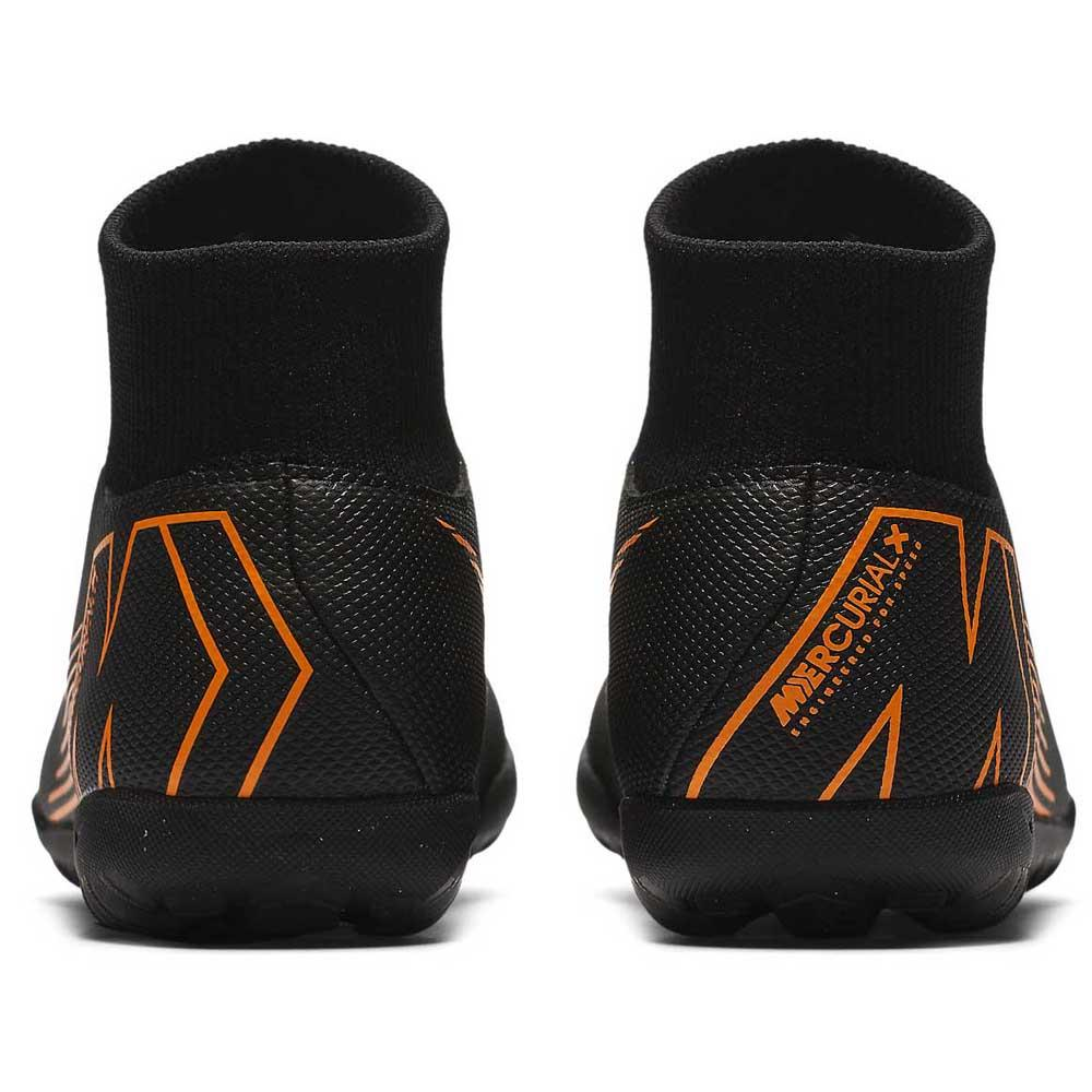 watch ae493 a3593 Nike Mercurialx Superfly VI Club TF Negro, Goalinn