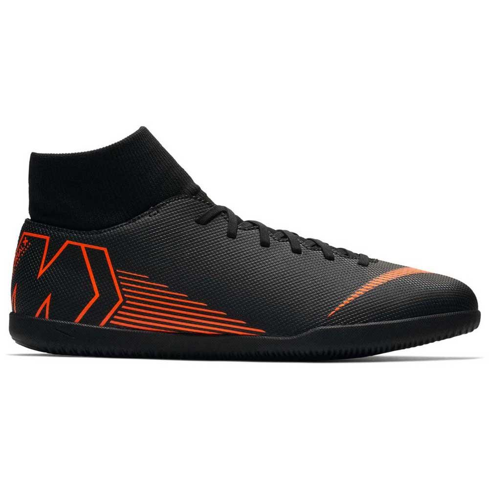 best website how to buy quality design Nike Mercurialx Superfly VI Club IC Black, Goalinn
