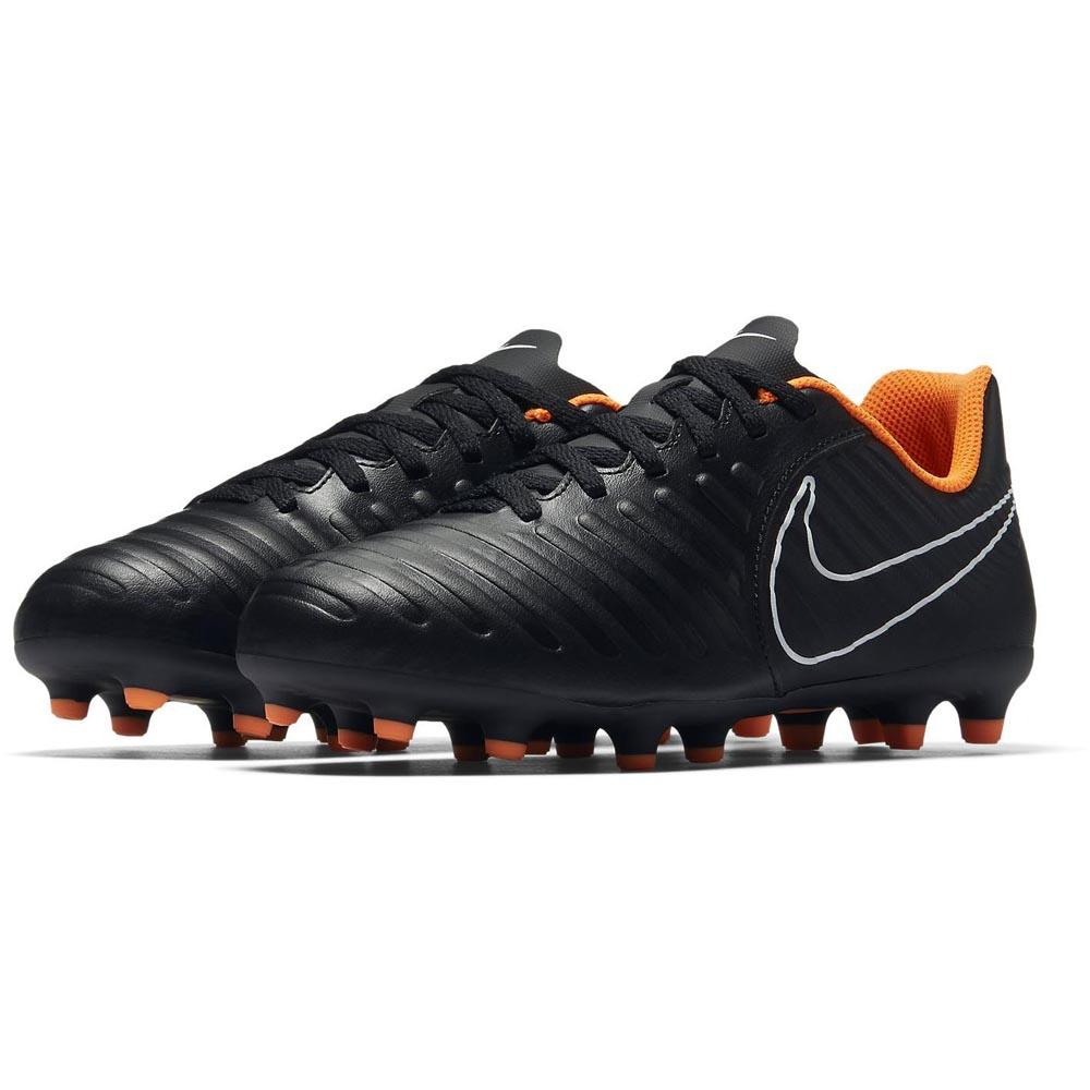 fad054e63 Nike Tiempo Legend VII Club FG Black buy and offers on Goalinn