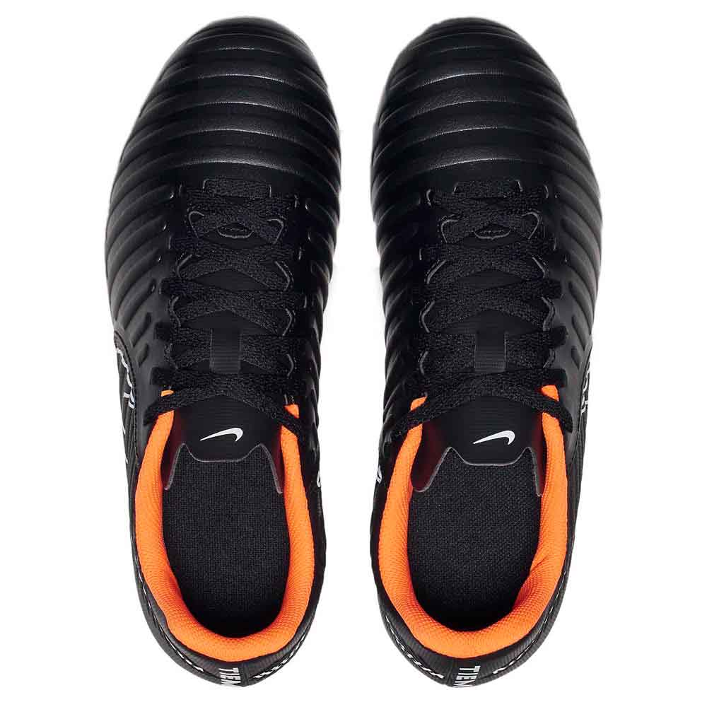 014dad4096 Nike Tiempo Legend VII Club FG Black buy and offers on Goalinn