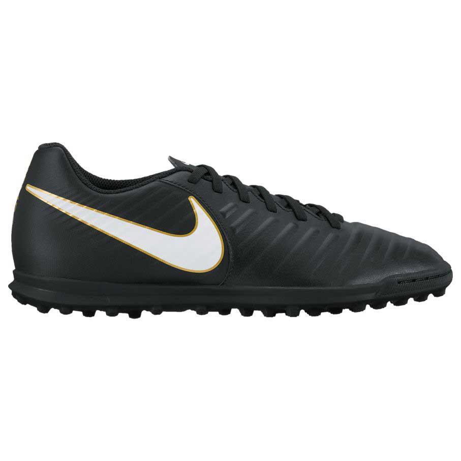 ad8195ac4649 Nike Tiempox Rio IV TF Black buy and offers on Goalinn