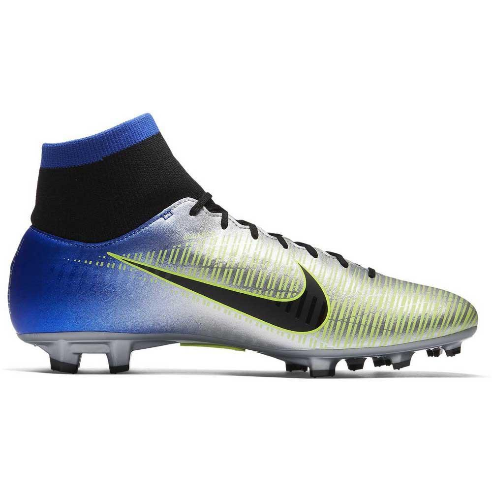 wholesale dealer d2e88 8fb47 Nike Mercurial Victory VI DF Neymar JR FG Blue, Goalinn