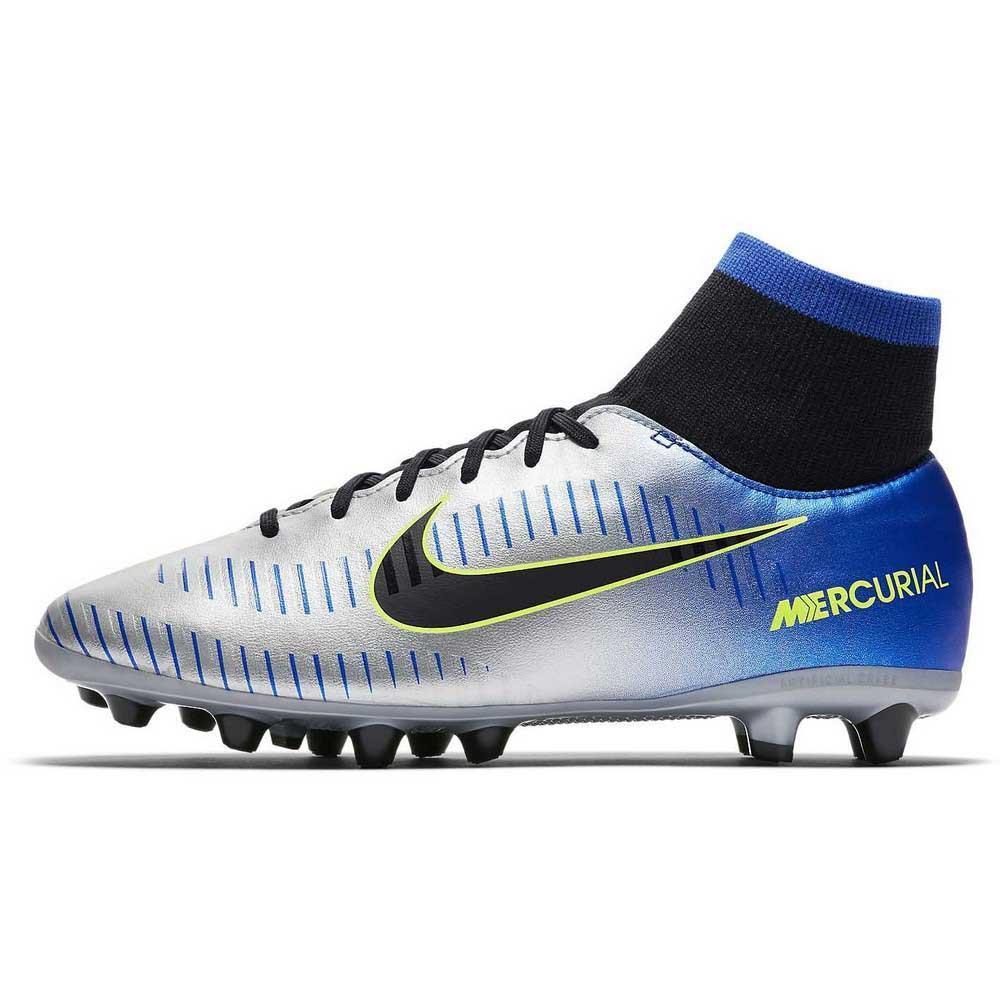 0b90b3ca Nike Mercurial Victory VI Neymar JR DF Pro AG Серебристый, Goalinn ...